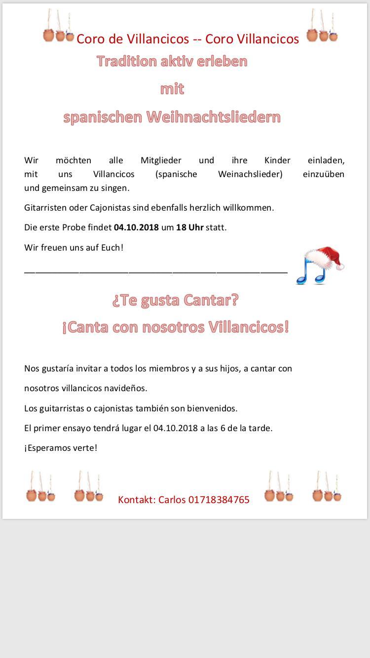 Asociación de Padres de Familia Españolas – Spanischer Elternverein ...